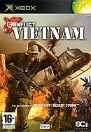 jaquette Xbox Conflict Vietnam