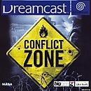 jaquette Dreamcast Conflict Zone