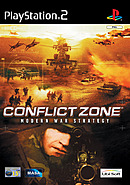 jaquette PlayStation 2 Conflict Zone
