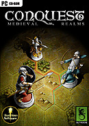 jaquette PC Conquest Medieval Realms