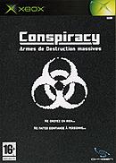jaquette Xbox Conspiracy Armes De Destruction Massives