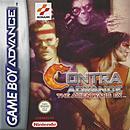 Contra Advance : The Alien Wars EX