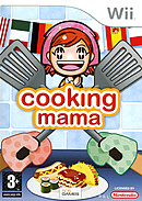jaquette Wii Cooking Mama
