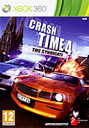 jaquette Xbox 360 Crash Time 4 The Syndicate