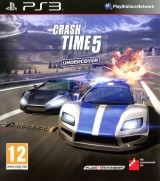 jaquette PlayStation 3 Crash Time 5 Undercover