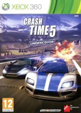 jaquette Xbox 360 Crash Time 5 Undercover
