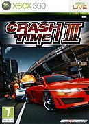 jaquette Xbox 360 Crash Time III