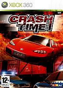 jaquette Xbox 360 Crash Time