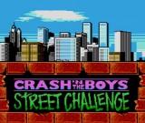 jaquette Nes Crash n The Boys Street Challenge