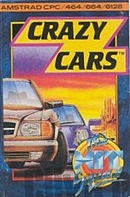 jaquette Amstrad CPC Crazy Cars III