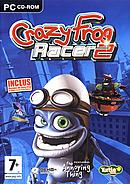 jaquette PC Crazy Frog Racer 2
