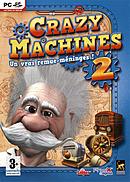 jaquette PC Crazy Machines 2