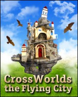 jaquette iOS CrossWorlds The Flying City