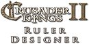 jaquette PC Crusader Kings II Ruler Designer