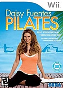 jaquette Wii Daisy Fuentes Pilates