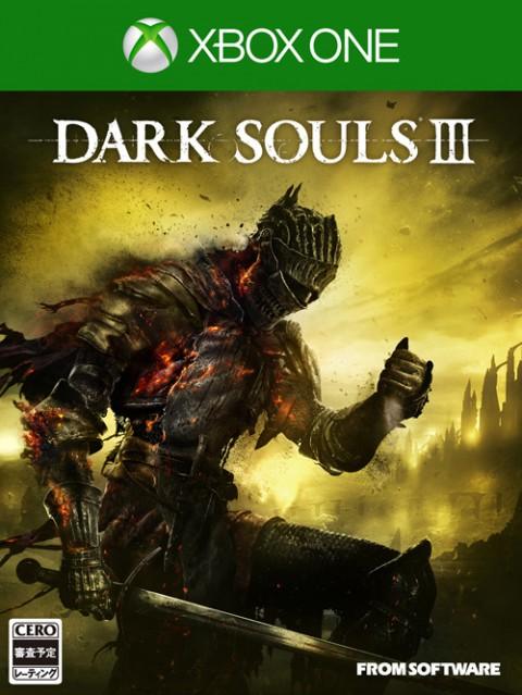 jaquette Xbox One Dark Souls III