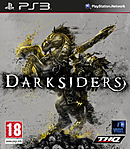 jaquette PlayStation 3 Darksiders