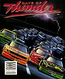 jaquette Amiga Days Of Thunder