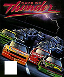 jaquette Atari ST Days Of Thunder