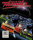 jaquette Commodore 64 Days Of Thunder