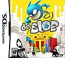 jaquette Nintendo DS De Blob