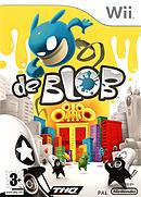 jaquette Wii De Blob