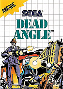 jaquette Master System Dead Angle