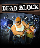 jaquette PlayStation 3 Dead Block