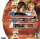 jaquette Dreamcast Dead Or Alive 2