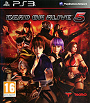 jaquette PlayStation 3 Dead Or Alive 5