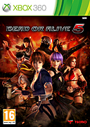 jaquette Xbox 360 Dead Or Alive 5