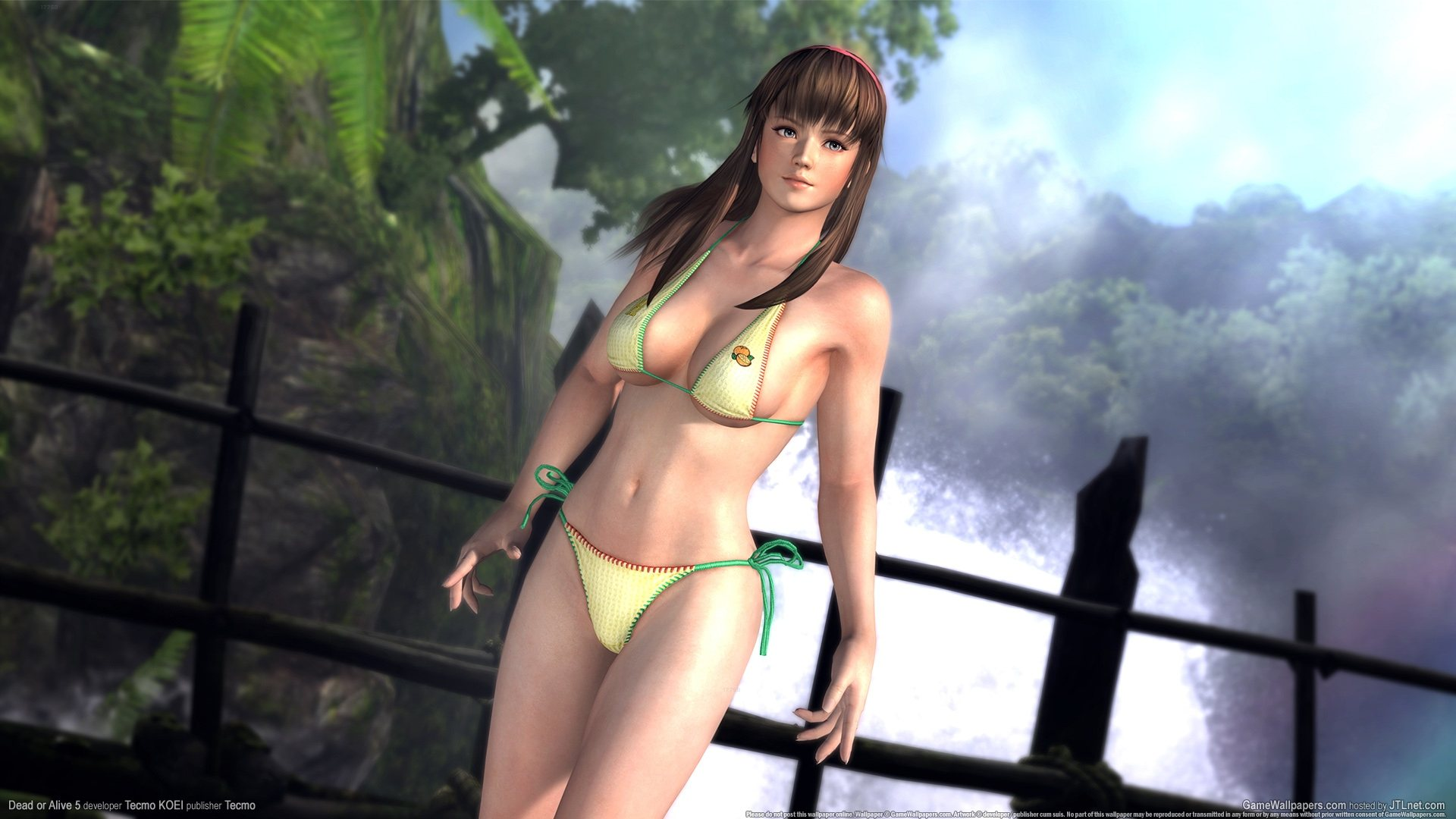 Pics For > Dead Or Alive 5 Wallpaper 1920x1080