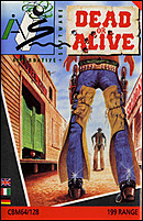 jaquette Commodore 64 Dead Or Alive