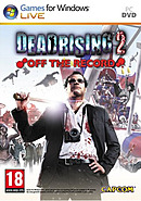 jaquette PC Dead Rising 2 Off The Record