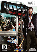 jaquette Wii Dead Rising Chop Till You Drop