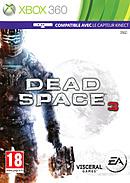 jaquette Xbox 360 Dead Space 3