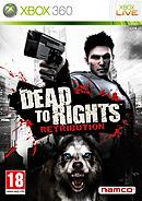 jaquette Xbox 360 Dead To Rights Retribution
