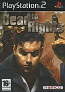 jaquette PlayStation 2 Dead To Rights