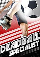 jaquette iPad Deadball Specialist