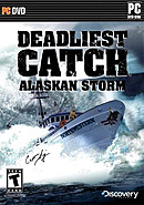 jaquette PC Deadliest Catch Alaskan Storm