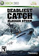 jaquette Xbox 360 Deadliest Catch Alaskan Storm