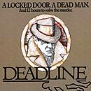 jaquette Amstrad CPC Deadline