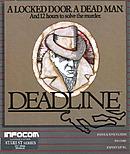 jaquette Atari ST Deadline