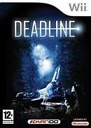 jaquette Wii Deadline