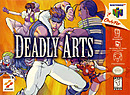 jaquette Nintendo 64 Deadly Arts
