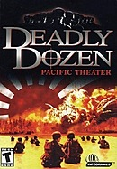 jaquette PC Deadly Dozen Pacific Theater