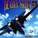 jaquette PlayStation 1 Deadly Skies