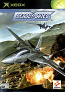 jaquette Xbox Deadly Skies