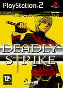 jaquette PlayStation 2 Deadly Strike