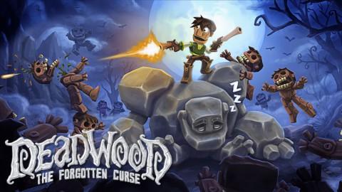 jaquette PC Deadwood The Forgotten Curse